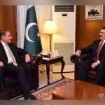 اسلامی فوجی اتحاد کے سربراہ جنرل (ر) راحیل شریف کی وزیر خارجہ سے ملاقات