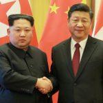 چینی صدرکی کم جون ان کو دوبارہ شمالی کوریا کے قومی امور کمیشن کا چیرمین منتخب ہونے پر مبارک باد